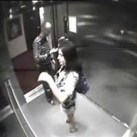 пацана отодрали в лифте видео - 1
