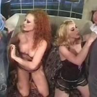 хардкор оргия одри холландер в стриптиз ночном клубе - 3